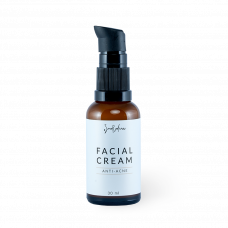 SmoRodina крем для лица себорегулирующий Anti-Acne для проблемной и жирной кожи, 30 мл