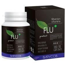 Капсулы Siberian vitamins Мицеллярный комплекс FLUprotect