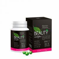 """Витаминный комплекс """"Beauty complex"""", для красоты кожи, волос и ногтей Сиб-КруК"""