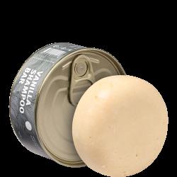 Laboratorium твердый ванильный шампунь (Vanilla Shampoo bar) 75 гр.