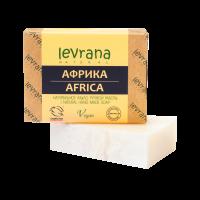 Натуральное мыло ручной работы Африка, Levrana
